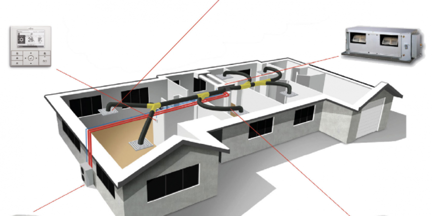 Benefits of Ducted Heating Systems